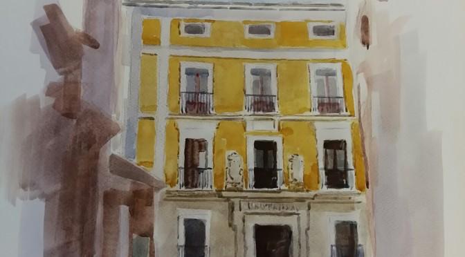 Un acto conmemora hoy la inauguración de la Universidad de Murcia cien años después