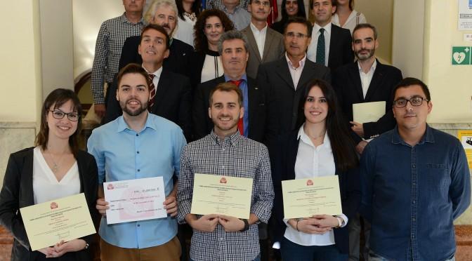 El Consejo Social premia al mejor proyecto de creación de una empresa