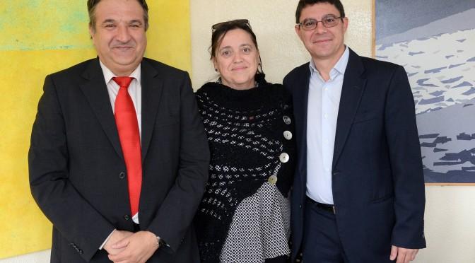 La Universidad de Murcia firma un convenio para colaborar con la Federación de Personas Sordas de la Región