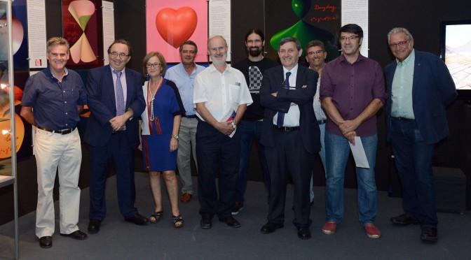 """La Universidad de Murcia colabora en la exposición """"Imaginary-una mirada matemática"""""""