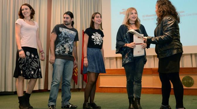la Universidad de murcia presenta los premios a los mejores trabajos audiovisuales del curso