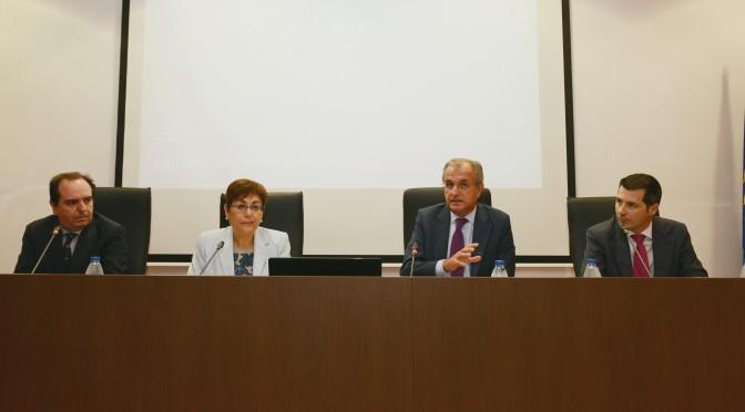JORNADA DE LA UNIVERSIDAD DE MURCIA destaca la importancia de la I+D+i para el desarrollo