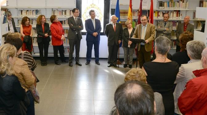 La Universidad de Murcia da el nombre de dos profesores a dos salas de la Biblioteca Nebrija