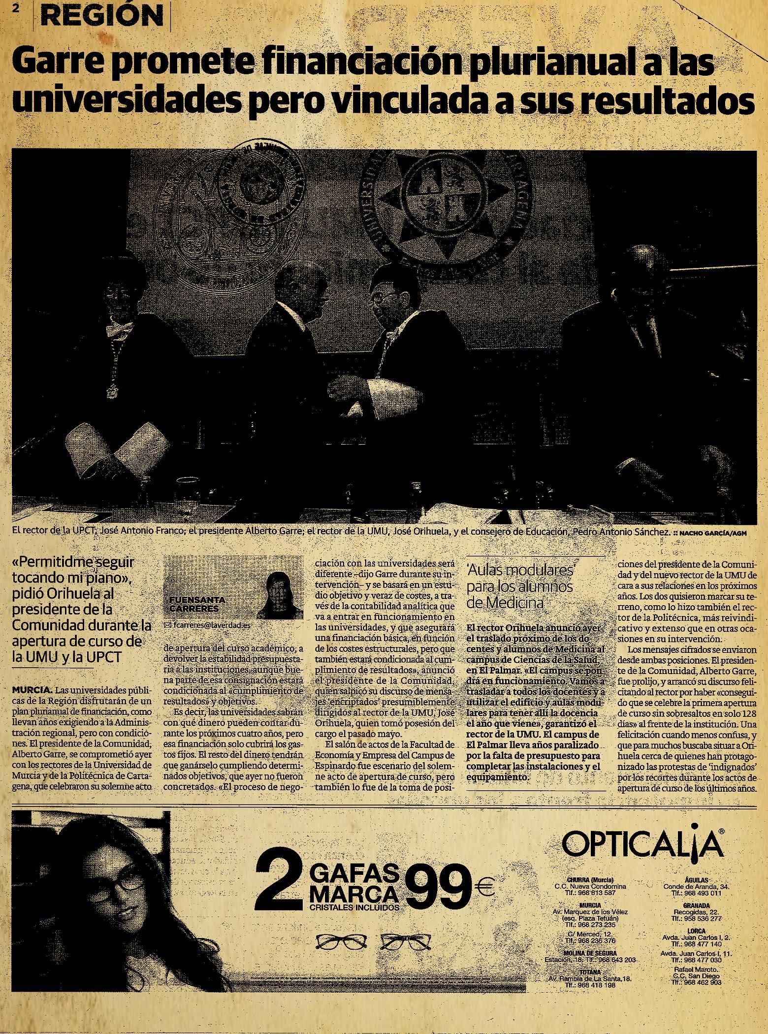 2014-09-26 La Verdad pag 2