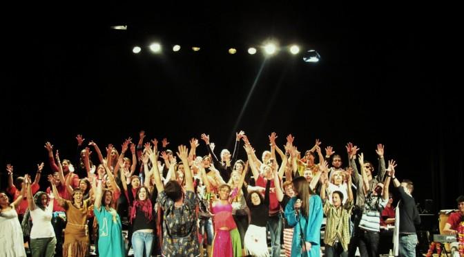 Broadway solidario con la Coral Universitaria de Murcia