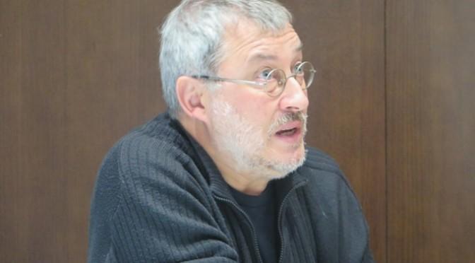 """""""Una sociedad donde aumentan las desigualdades no es una sociedad decente"""" (Jorge Riechmann)"""