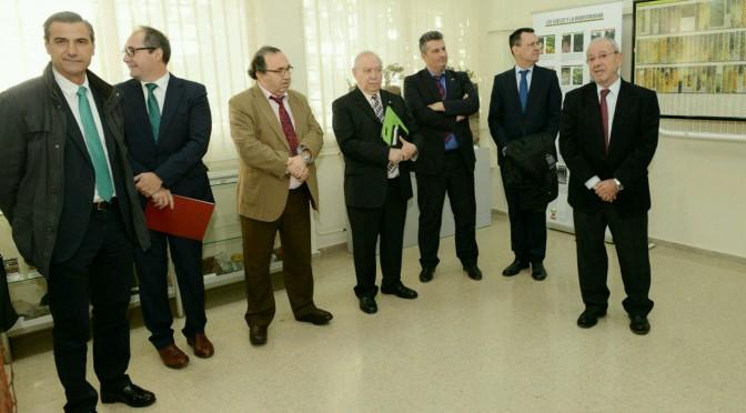 La Universidad de Murcia inaugura un Museo de Suelos en la Facultad de Biología