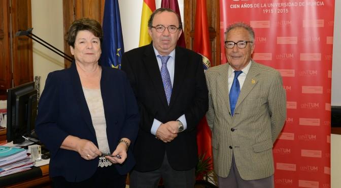 La Universidad de Murcia y el Club Rotary de Santomera colaborarán en actividades solidarias