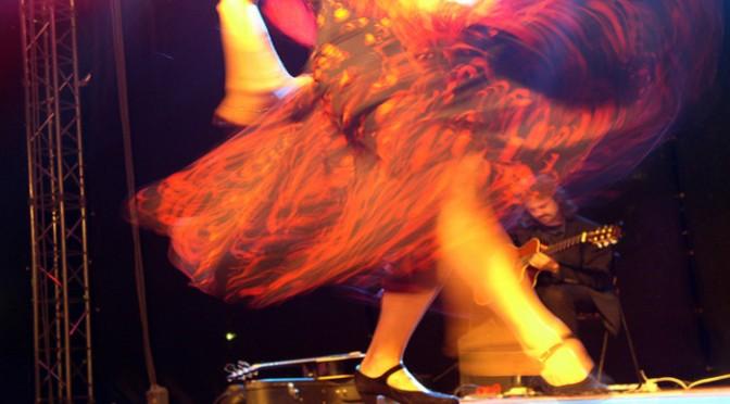 La gala de Murcia Flamenca  contará con el baile de Manuela Ríos