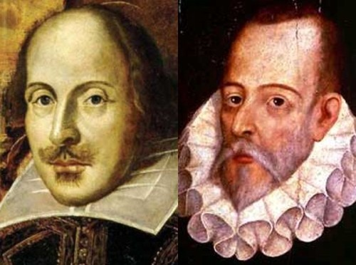 Shakespeare y Cervantes: 400 años siendo profetas también fuera de su tierra