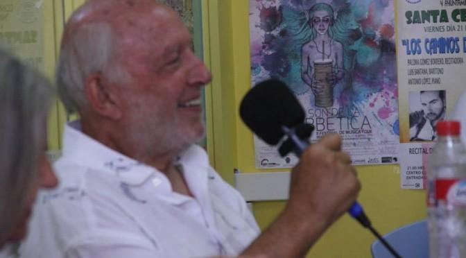 El actor Álvaro de Luna, elegido Rabaliano 2015