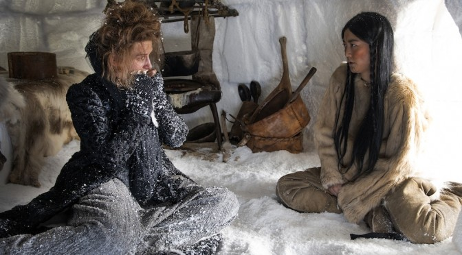 """""""Nadie quiere la noche"""", el viaje al Polo Norte de Isabel Coixet, en los lunes de V.O."""