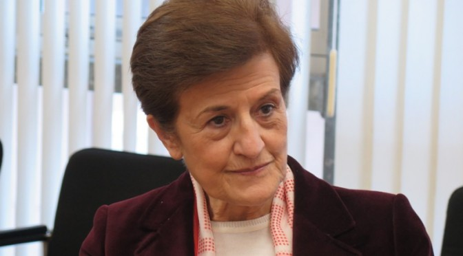 """""""El progreso moral no ha estado al mismo nivel que el progreso técnico"""" (Adela Cortina, nueva doctora Honoris Causa por la Universidad de Murcia"""