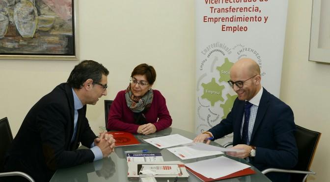 La Universidad de Murcia firma convenios destinados a mejorar la formación de los estudiantes de Ciencias del Trabajo
