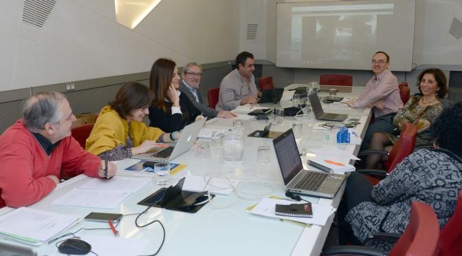 La Universidad de Murcia albergó la reunión de la ejecutiva de la Conferencia Estatal de Defensores Universitarios