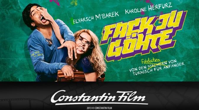 """""""Fack ju göhte, una de las películas de mayor éxito en su país, en el ciclo de cine alemán en V.O."""