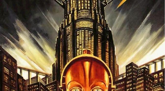 """""""Metropolis"""", una de las pocas películas considerada Memoria del Mundo por la UNESCO, en el ciclo de cine alemán"""