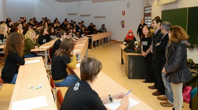 Centenar y medio de estudiantes de Bachillerato participaron hoy en la X Olimpiada de Biología