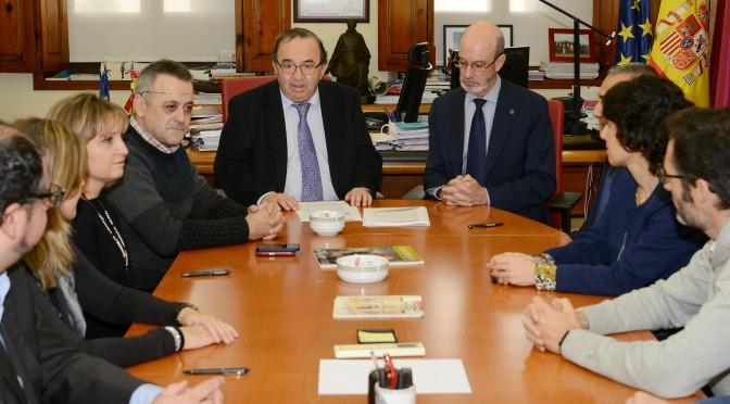 La Universidad de Murcia y la UPCT firman el preacuerdo del convenio colectivo del personal docente contratado