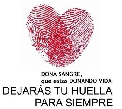 Donaciones de sangre en la Universidad de Murcia