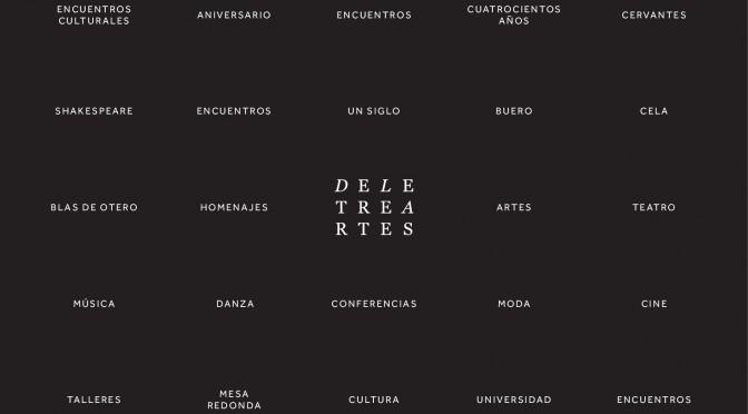 Participa en las lecturas dramatizadas del ciclo DELETREARTES