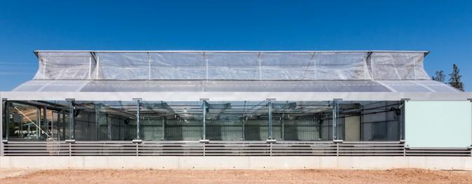 Se inaugura el Invernadero Bioclimático