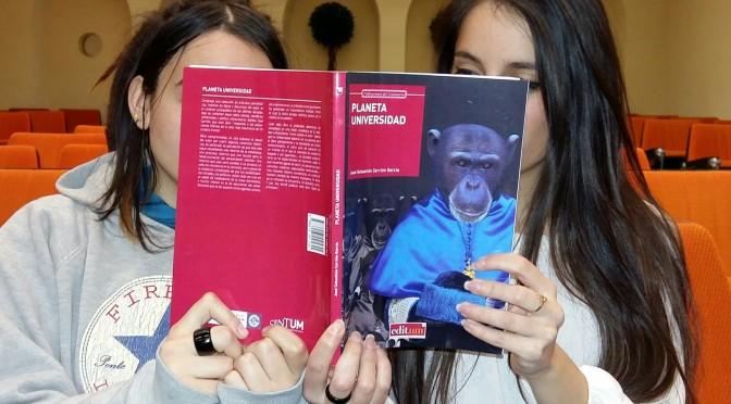 """""""Planeta Universidad"""", un libro que aboga por el libre pensamiento y la enseñanza del hecho revolucionario en la Universidad"""