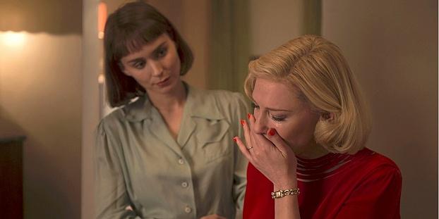 """""""Carol"""", una historia de amor entre mujeres, en los lunes de V.O."""