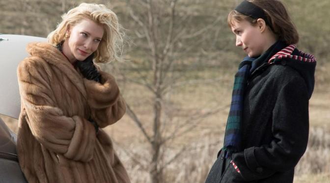 """""""Carol"""", una conmovedora historia de amor, en los lunes de V.O"""