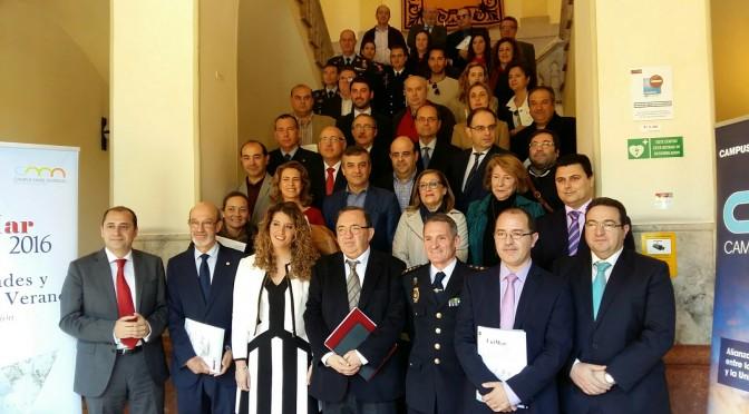 Presentada la XXXIII edición de la Universidad Internacional del Mar