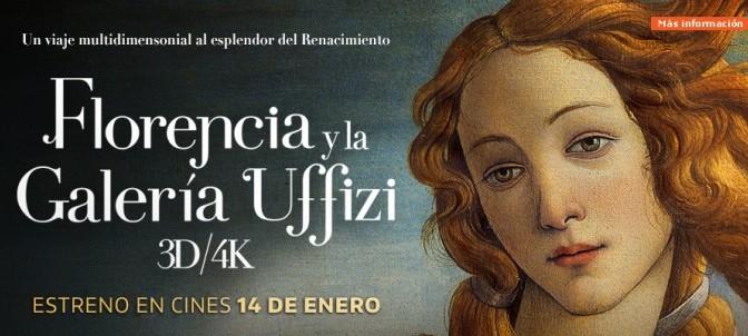 Ciclo de cine sobre Arte en alta definición en los cines Centrofama y Rex