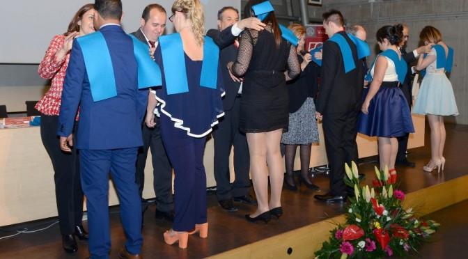 Acto de Graduación VII Promoción del Grado en Turismo