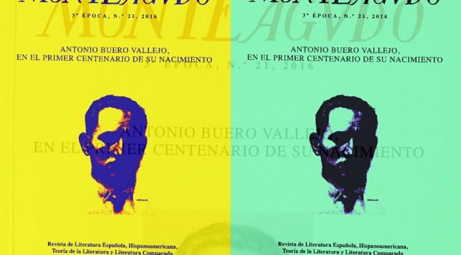 "Se presenta la revista ""Monteagudo"", dedicado a la figura de Buero Vallejo"