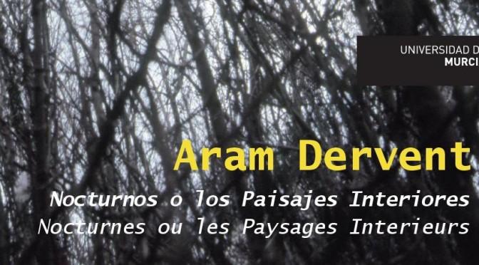 """Aram Dervent expone """"Nocturnos o los Paisajes Interiores"""", en la Sala ES/UM de La Merced"""