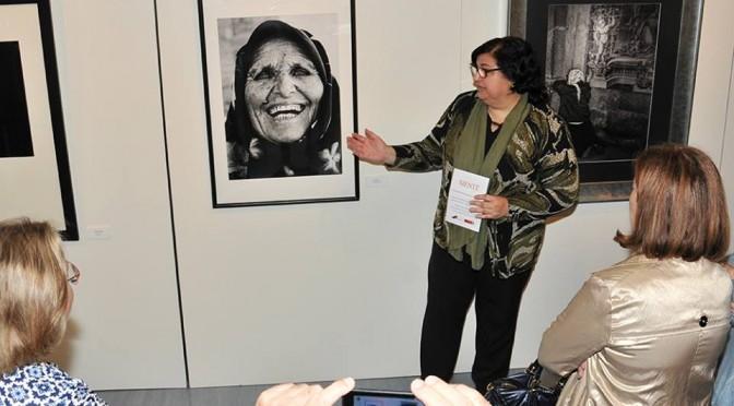 """La Biblioteca General acoge hasta este viernes la exposición """"Siente"""""""