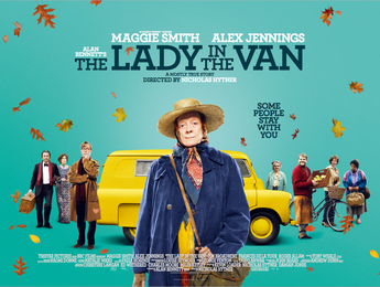 "La vejez y la indigencia en ""The lady in the van"", en los lunes de de V.O."