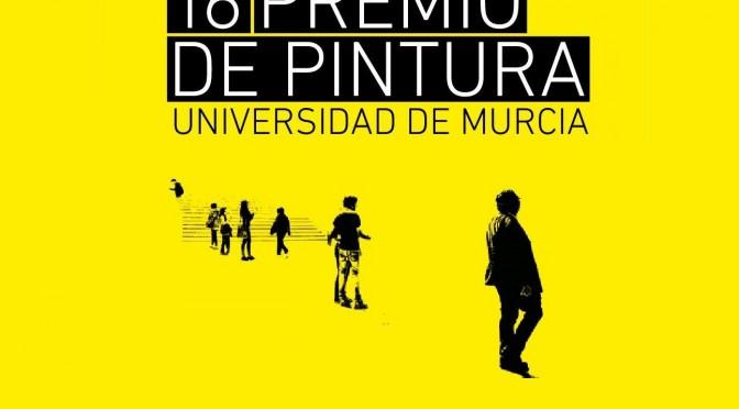 Se inaugura la Exposición XVI Premio de Pintura Universidad de Murcia
