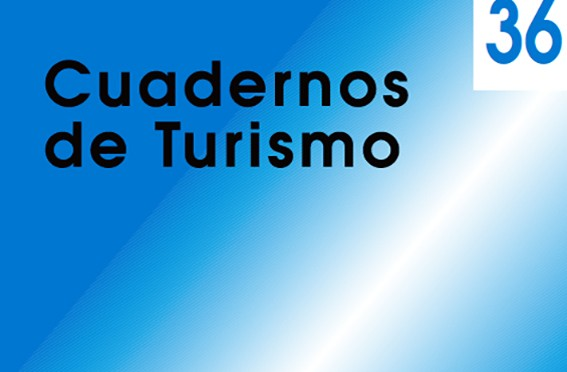 La web de la revista Cuadernos de Turismo registra 52.841 visitas en 2015