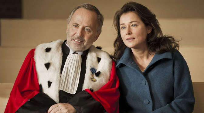 """El Juez"", una tragicomedia francesa sobre la justicia, en los lunes de V.O"