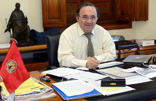 El rector de la UMU presidirá la comisión de estudiantes de la Conferencia de Rectores