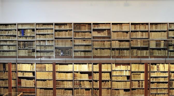 """""""De Generatione et Corruptione"""", un libro de hace 500 años, luce como en sus inicios en el Fondo Antiguo de la UMU"""