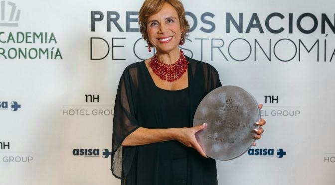 Marta Garaulet, Premio Nacional de Gastronomía Saludable
