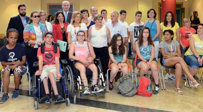 Estudiantes con discapacidad conocerán la experiencia universitaria en el Campus Inclusivo de la UMU