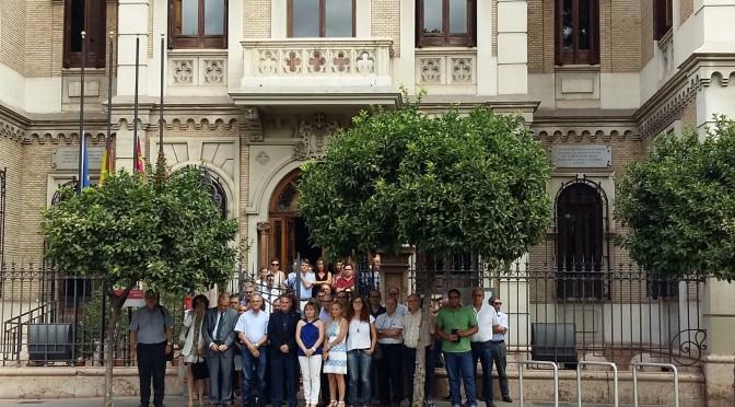 La Universidad de Murcia se solidariza con las víctimas del atentado de Niza