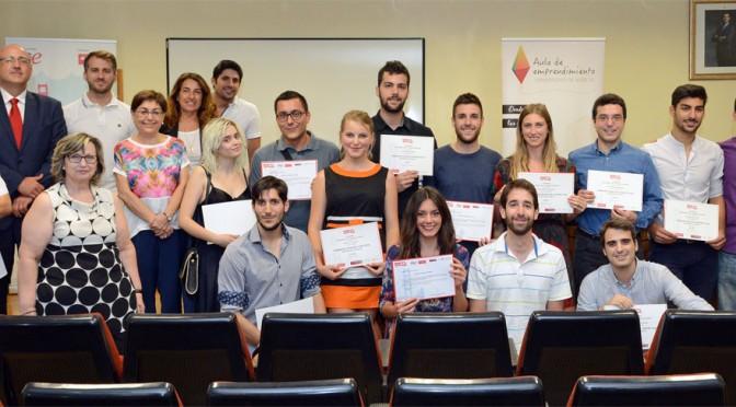 El Centro YUZZ Universidad de Murcia premia con un viaje a Silicon Valley al proyecto Site by Side
