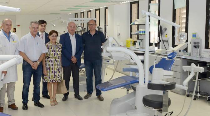 La Universidad invierte 640.571 euros en la ampliación y mejora de la Clínica Odontológica Universitaria