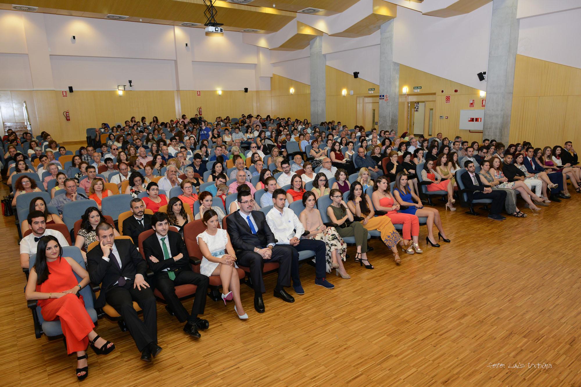 IV Promoción del Grado en Biología (2012-2016)
