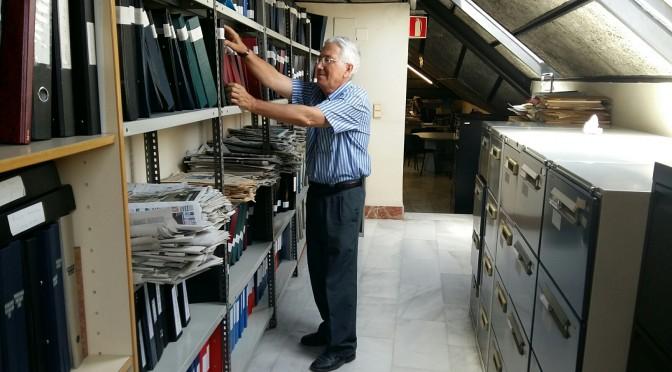 Diego Vera: 32 años entre noticias universitarias