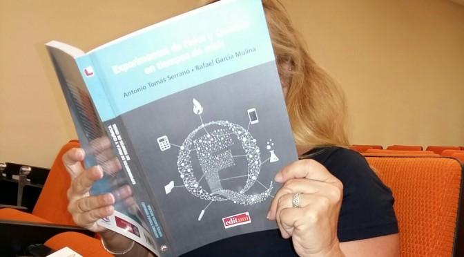 libro experimentos física y química