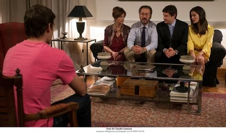 """La comedia italiana """"Si Dios quiere"""", en los lunes de V. O."""